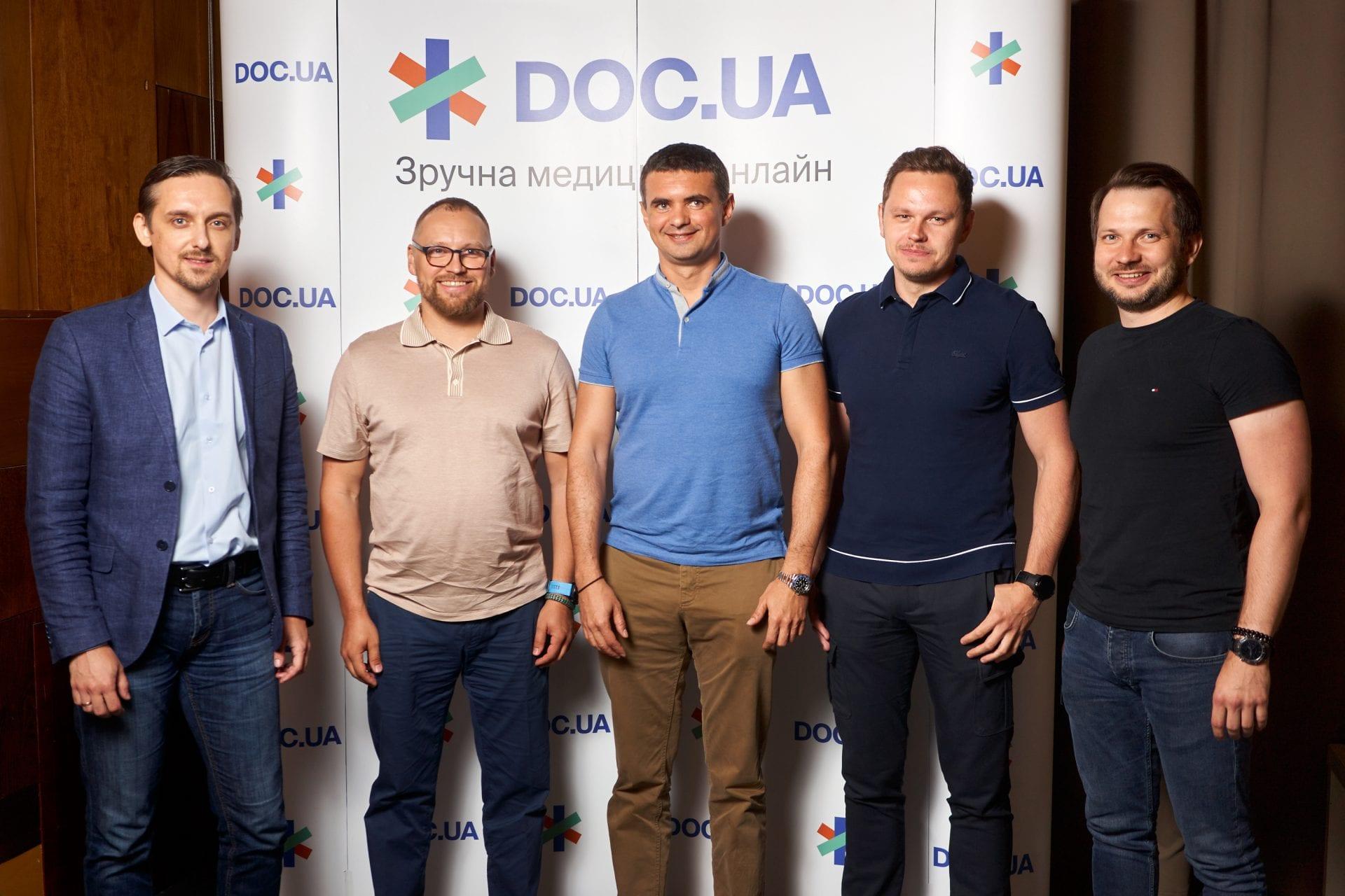 Усі медичні послуги в смартфоні: Fedoriv Agency презентували оновлений сервіс Doc.ua