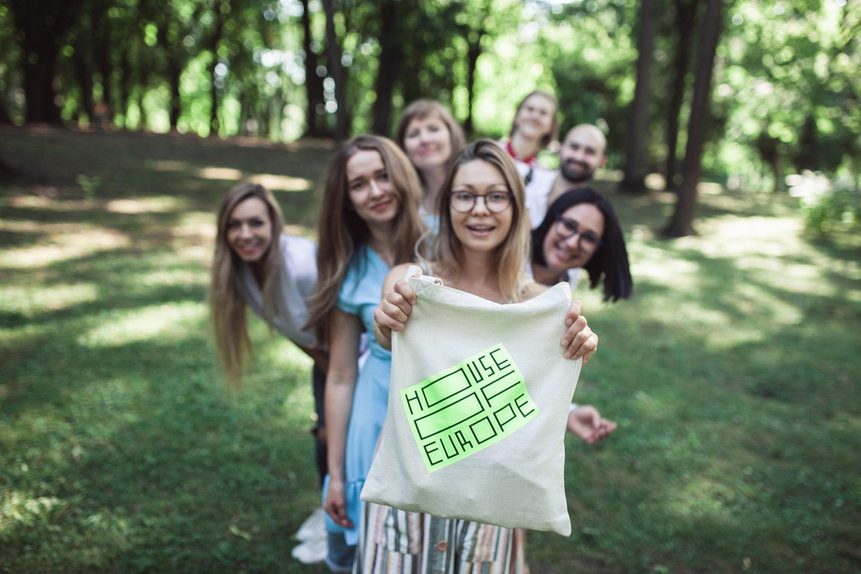 Креативність, інновації та підприємництво: про що House of Europe Festival