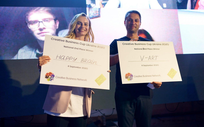 Визначено креативні стартапи, що представлять Україну на міжнародному фестивалі креативності Creative Business Cup BRIGHT у Копенгагені