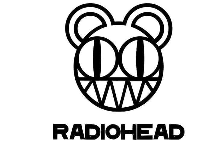 Як однорічна дитина надихнула на створення логотипу Radiohead