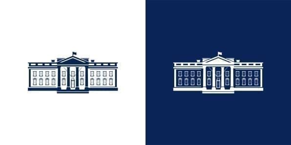 Новий логотип Білого дому