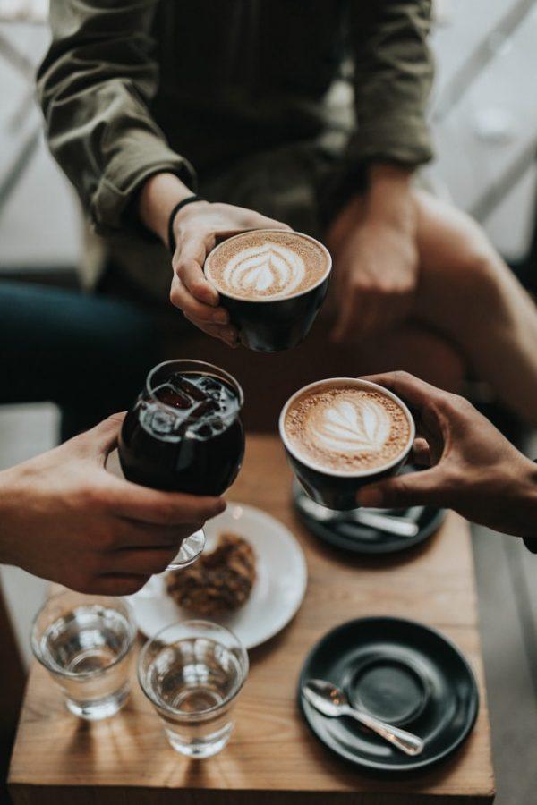 Кофеїн стереотипно асоціюють з творчістю